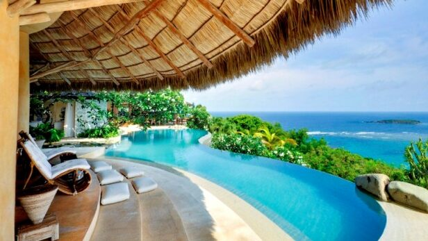 beautiful commercial pools