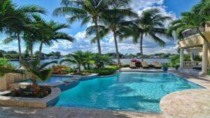 elegant commercial pools